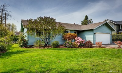 Whatcom County Single Family Home For Sale: 2911 Pacific St
