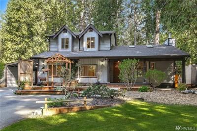 Carnation Single Family Home For Sale: 31812 NE 104th St