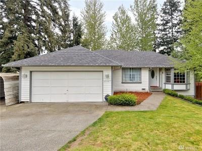 Maple Valley Single Family Home For Sale: 28327 229th Place SE