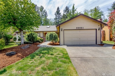 Federal Way Single Family Home For Sale: 32221 8th Ave SW