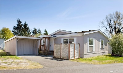 Ferndale Mobile Home For Sale: 2350 Douglas Rd #17