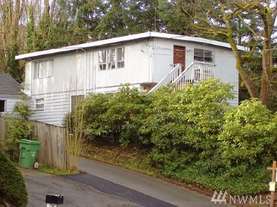 Mountlake Terrace Multi Family Home For Sale: 5302 212th St SW