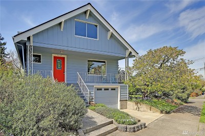 Seattle Single Family Home For Sale: 5217 Keystone Place N