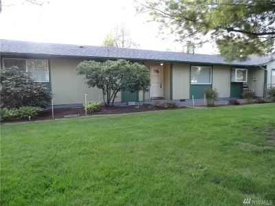 Spanaway Single Family Home For Sale: 22310 50th Ave E