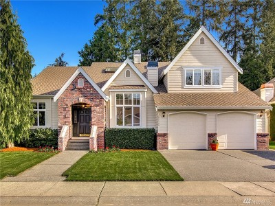 Sammamish Single Family Home For Sale: 20566 NE 33rd Ct