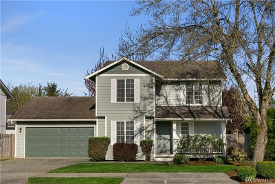 Monroe Single Family Home For Sale: 15235 172nd Ave SE