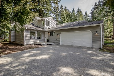 Whatcom County Single Family Home For Sale: 3 Basin View Cir