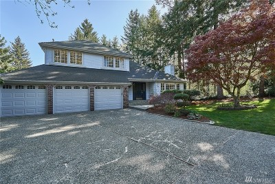 Sammamish Single Family Home For Sale: 22811 NE 14th St