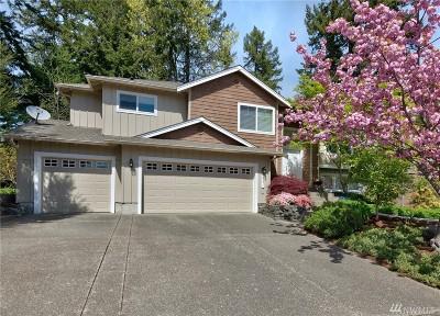 Port Orchard Single Family Home For Sale: 6401 E Leola Lane