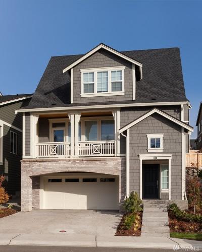 Redmond Single Family Home For Sale: 16410 NE 47th (Homesite1) St