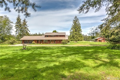Coupeville Single Family Home Sold: 773 Patmore Rd