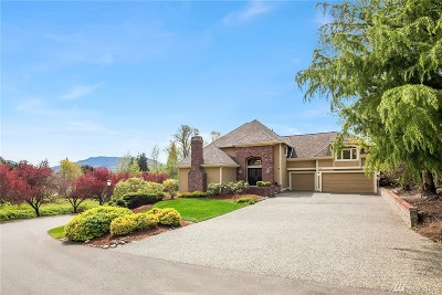 Sammamish Single Family Home For Sale: 4139 205th Ave SE