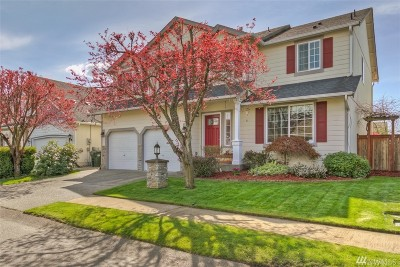 Tacoma WA Single Family Home For Sale: $302,500