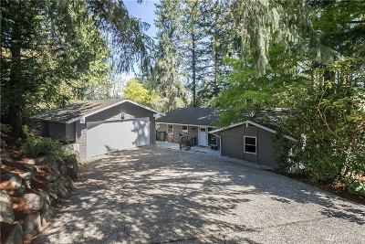 Bellevue Single Family Home For Sale: 240 129th Ave NE