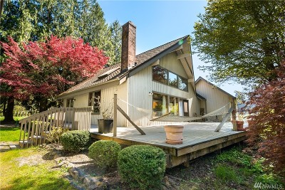 Issaquah Single Family Home For Sale: 12225 Issaquah Hobart Rd SE