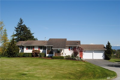 Whatcom County Single Family Home For Sale: 6308 Church Rd