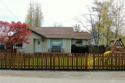 Bellingham Single Family Home For Sale: 1500 E Maryland St