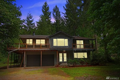 Thurston County Single Family Home For Sale: 16138 Lawrence Lake Rd SE