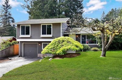 Sammamish Single Family Home For Sale: 411 222nd Ave NE
