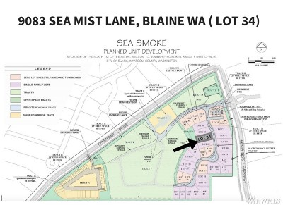 Blaine WA Residential Lots & Land For Sale: $121,500
