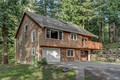 Bellingham Single Family Home For Sale: 1826 Swamp Creek Lane