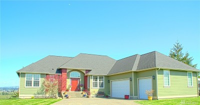 Centralia Single Family Home For Sale: 1130 Spring Ln