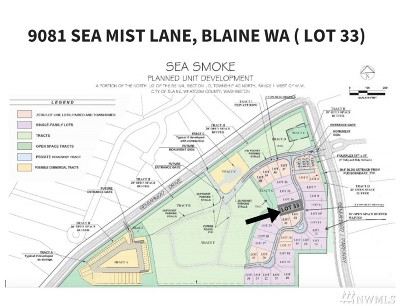 Blaine WA Residential Lots & Land For Sale: $114,900