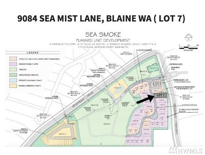 Blaine WA Residential Lots & Land For Sale: $120,900