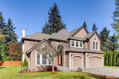 Bellevue Single Family Home For Sale: 6107 110th Ave SE