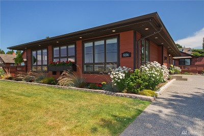 Blaine Condo/Townhouse Sold: 8106 Birch Bay Dr #1