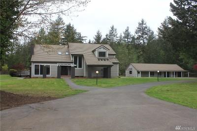 Thurston County Single Family Home For Sale: 3943 29th Lane NE