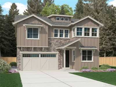 Redmond Single Family Home For Sale: 17435 NE 122nd` St