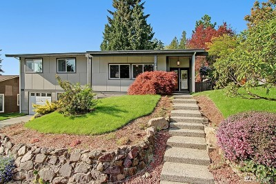 Kirkland Single Family Home For Sale: 11514 NE 139th Place