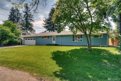 Olympia Single Family Home For Sale: 2403 Fox Ave SE