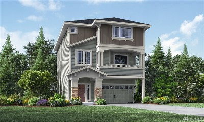 Bothell Single Family Home For Sale: 4403 235th Place SE #209