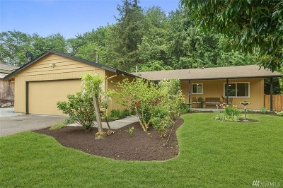 Edmonds Single Family Home For Sale: 5310 152nd St SW