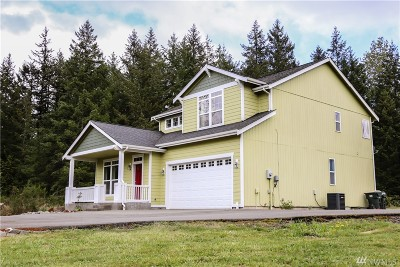 Tenino Single Family Home For Sale: 3120 SW 137th Lane