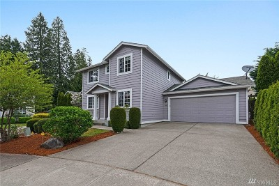 Bothell Single Family Home For Sale: 3209 189th St SE
