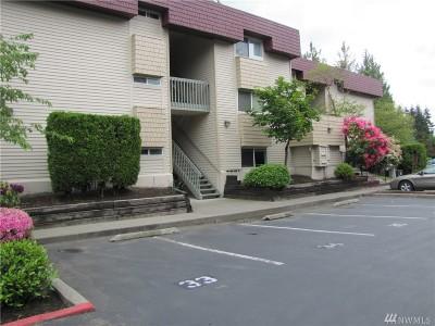 Bellevue Condo/Townhouse For Sale: 14200 SE 6th St #17