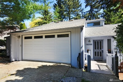 Redmond Single Family Home For Sale: 10320 181th Ave NE