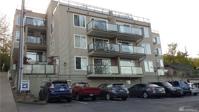 Condo/Townhouse Sold: 3022 SW Bradford St #305
