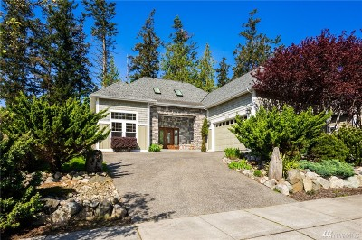 Anacortes Single Family Home For Sale: 2606 Washington Blvd