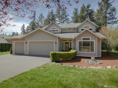 Gig Harbor Single Family Home For Sale: 13624 53rd Ave NW