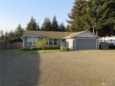 Rochester WA Single Family Home For Sale: $321,900