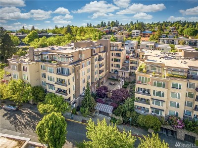 Kirkland Condo/Townhouse For Sale: 225 4th Ave #A409