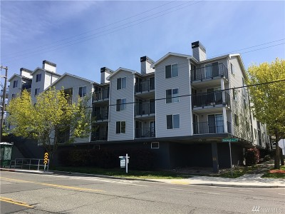 Seattle Condo/Townhouse For Sale: 9200 Greenwood Ave N #508
