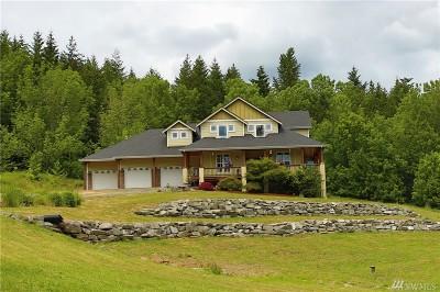 Tenino Single Family Home For Sale: 7638 152nd Lane SE