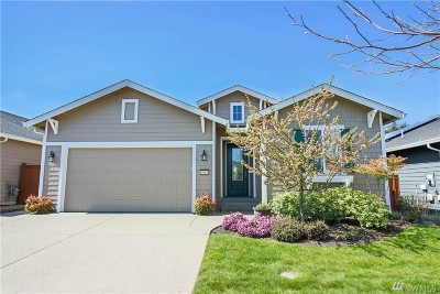 Lacey Single Family Home For Sale: 4985 Meriwood Dr NE