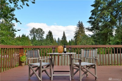 Renton Single Family Home For Sale: 14630 204th Ave SE