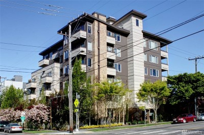 Condo/Townhouse Sold: 5803 24th Ave NW #22